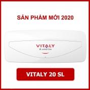 Bình nóng lạnh Ariston VITALY SLIM 20 Lít ( tiết kiệm điện)